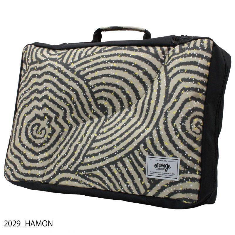 ORANGE Boots bag 2029 HAMON