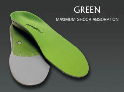 画像1: SUPER FEET  TRIM FIT  GREEN