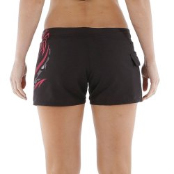画像2: JETPILOT VORTEX S14 LADIES RIDESHORT BLACK/PINK